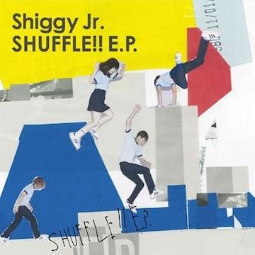 即決 Shiggy Jr. SHUFFLE!! E.P. 初回限定盤 (+DVD) 新品未開封