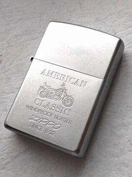 ZIPPO  American Classic  Bike