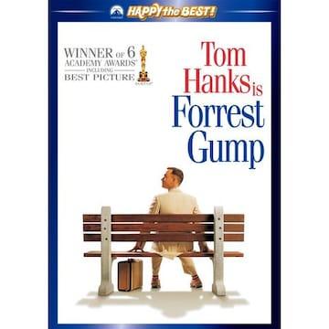 フォレスト・ガンプ [DVD]トムハンクス主演 映画史に残る名作