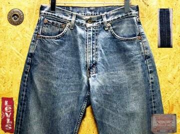 ◆廃盤◆リーバイス503ストレート【耳付き】W28・股下77cm