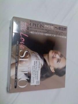 松田聖子/We Love SEIKO 初回限定盤 3CD+DVD 新品 未開封