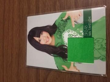 SKE48 竹内舞 コスチュームカード