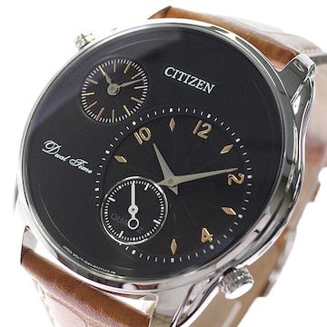 シチズン 腕時計 メンズ AO3030-08E クォーツ