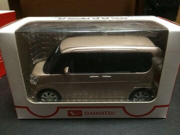 新品 DAIHATSU ダイハツ タント プルバックカー