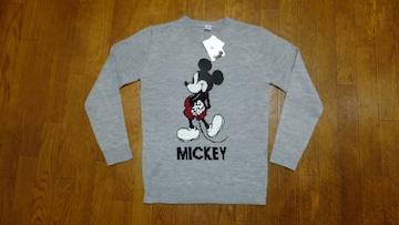 新品★ミッキーマウスMickey Mouse★ディズニー★セーター★LL