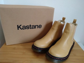 Kastane サイドゴアブーツ 新品