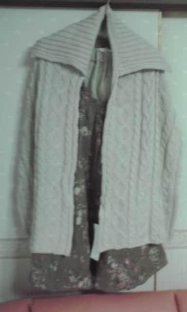 新品タグ付☆ヴェールダンスストール羽織り  < ブランドの