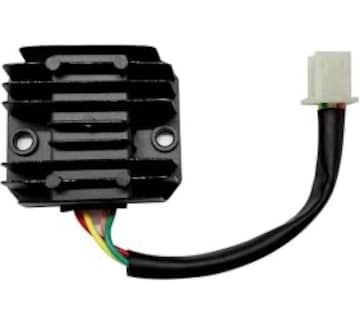 4ピン仕様 全波整流レギュレーター 汎用 交換パーツ HID 化 12V