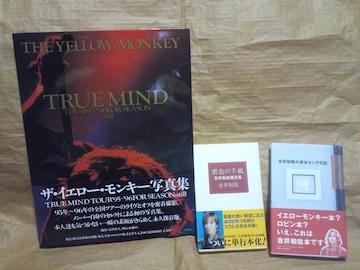 イエローモンキー写真集と吉井和哉のコラム本