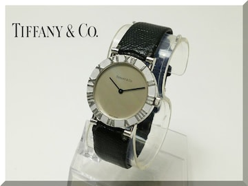 ☆TIFFANY&Co.☆ティファニー アトラス シルバー925 腕時計