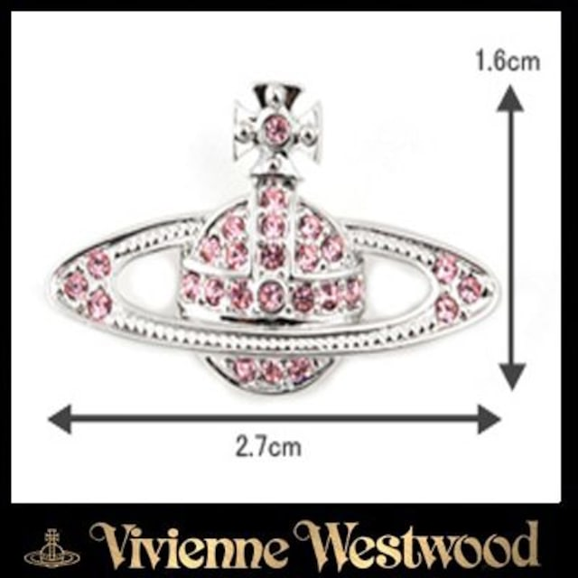 Vivienne Westwood ヴィヴィアン ピアス C04 < ブランドの