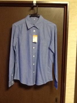 シンプルコットンシャツ