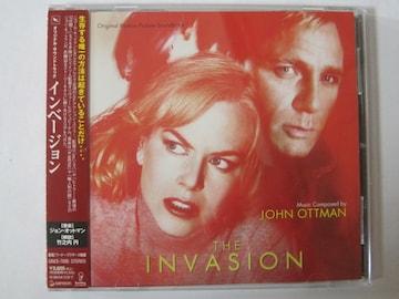 オリジナル・サウンドトラック「The INVASION」 [CD] サントラ