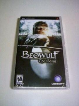 レア 新品 PSP BEOWULF THE GAME (海外北米版)/映画 ベオウルフ ザゲーム