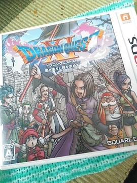 送料込 3DS/ドラゴンクエスト11