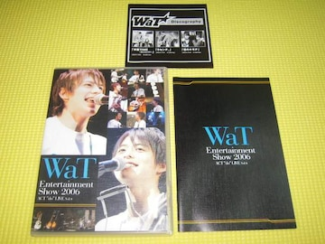DVD★即決★WaT★Entertainment Show 2006 ACT do LIVE Vol.4