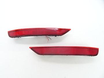 スバル フォレスター SH  SJ 72連 LEDリアバンパーライト LEDリフレクター