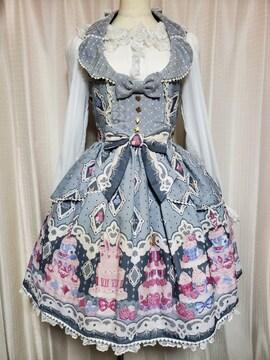 Wonder Patisserieジャンパースカート