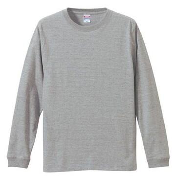 5.6オンス ロングスリーブTシャツ(1.6インチリブ) XL