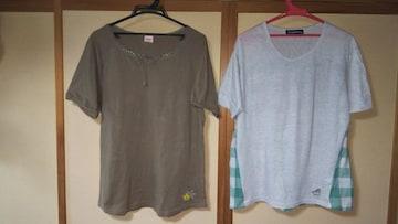 ドラッグストアーズ Tシャツ2枚セット