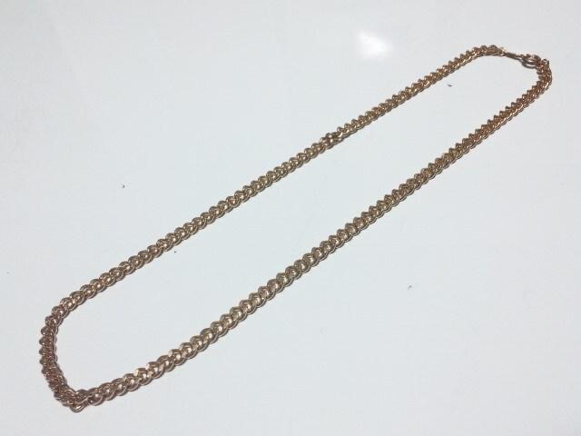 12230/喜平キヘイK18GFのゴールドネックレス高級感漂うアクセサリーです < 女性アクセサリー/時計の
