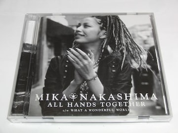 中島美嘉/ALL HANDS TOGETHER [Single, Maxi]