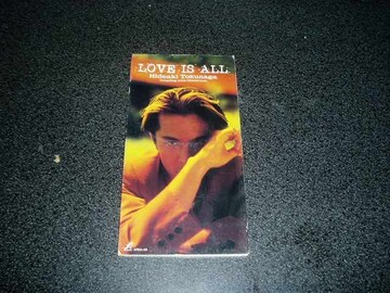 CDS「徳永英明/ラブイズオール(LOVE IS ALL)」