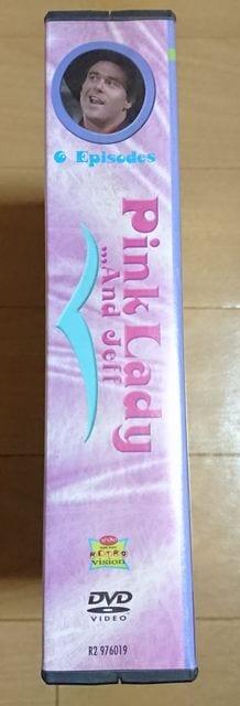 廃盤DVD!ピンクレディー「Pink Lady and…Jeff」☆ < タレントグッズの