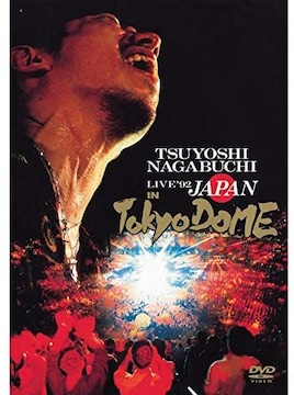DVD新品○2枚組 LIVE '92 JAPAN IN 東京ドーム (期間限定盤)