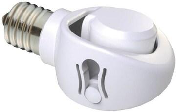 【E17 LED電球専用】 可変式ソケット 屋内用