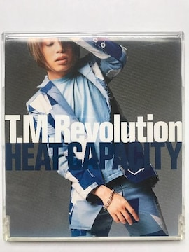 T.M.Revolution / HEAT CAPACITY