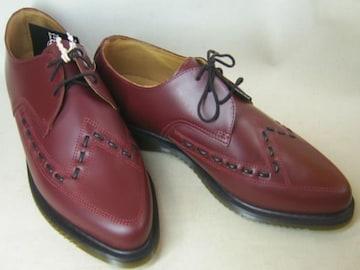 ドクターマーチン ロックスタイル3ホール14362600トンガリ靴uk9