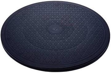 色ブラック サイズ約直径40.4×高さ2cm スマイルキッズ テレビ