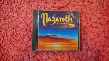 《25》NAZARETH  グレイテスト・ヒッツ  CD