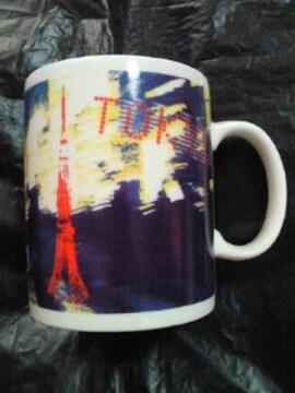 スターバックス コーヒー スタバ 東京 限定 東京タワー デザイン マグカップ 2009
