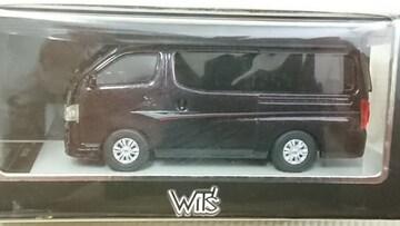 1/43 wits 日産キャラバンライダーNV350 プレミアムGX送料込み