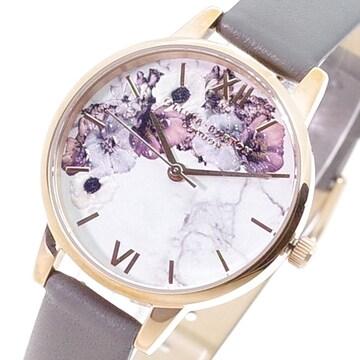 オリビアバートン 腕時計 レディース OB16MF08 クォーツ