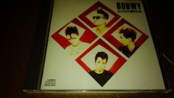 CDソフト BOOWY INSTANT  LOVE