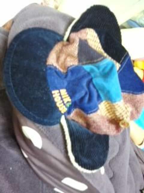 ミキハウス帽子 < ブランドの