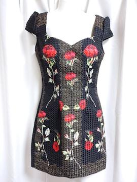 an 花柄 ナイトドレス