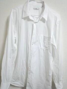 ユニクロ 白シャツ +J XL