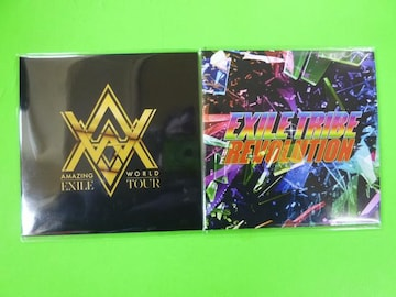EXILE AMAZING WORLD CD 2枚組