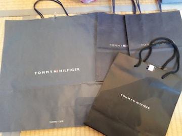 TOMMY HILFIGER トミーヒルフィガー ショップ袋