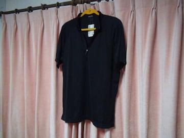 BODY PRIDEのポロシャツ(LL)ブラック新品タグ付き!。