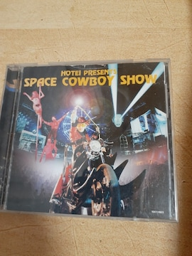 [CD] HOTEI PRESENTS SPACE COWBOY SHOW 布袋寅泰 ポイズン