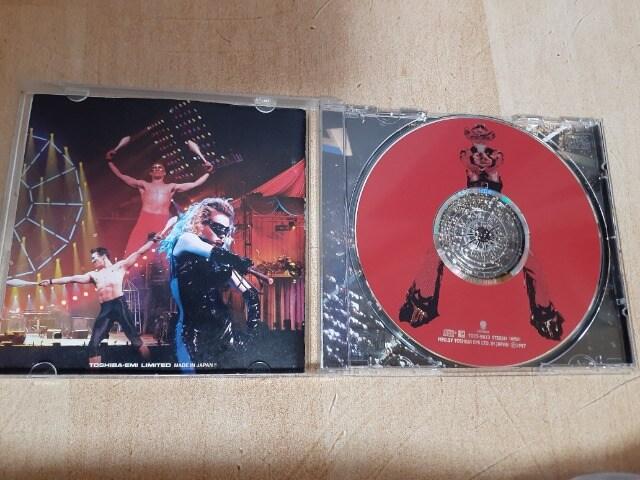 [CD] HOTEI PRESENTS SPACE COWBOY SHOW 布袋寅泰 ポイズン < タレントグッズの