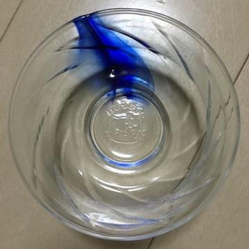 キティーちゃん皿 透明