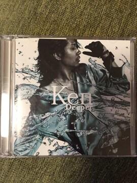L'Arc-en-ciel☆Kenソロ☆シングルCD☆特典DVD付き