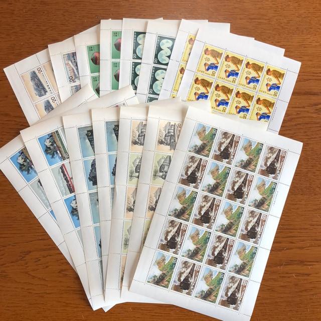 231送料無料記念切手6000円分(20円切手)