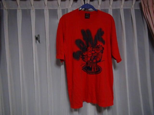 SCHOOLOF HARDKNOCKSのTシャツ(XXL)レット! < 男性ファッションの